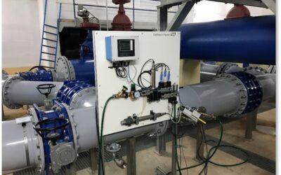 Optimierte Leitungsreinigung für Trinkwasserversorger