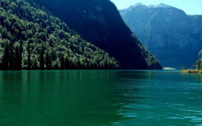 Fünf Säulen der Wasserzukunft in Bayern