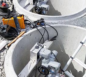 Effizienter Grundwasserschutz durch modulare Lösung