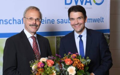 Dr. Uli Paetzel zum DWA-Präsidenten gewählt