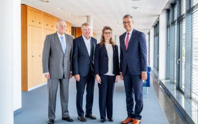 Vorstandswechsel: Beim Essener Ruhrverband rückt erstmals eine Frau an die Führungsspitze