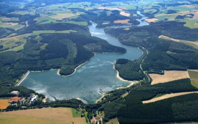 Steigerung der Klimaresilienz der Ruhrverbandstalsperren