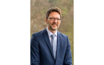 Wupperverband: Thomas Klein leitet Technik und Flussgebietsmanagement