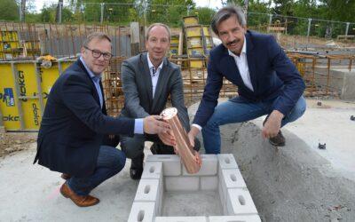 Harzwasserwerke bauen neues Zentrallabor