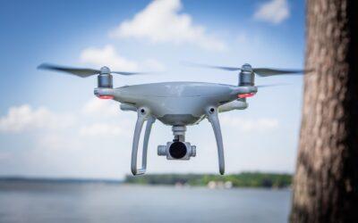 Wasserversorger untersucht Grundwasservorkommen mit Drohnentechnik
