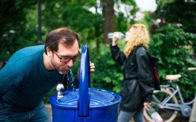 Plastik vermeiden: Mit Leitungswasser Klima schützen