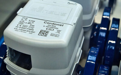 Ultraschall-Großwasserzähler für hochpräzise Wassermessung