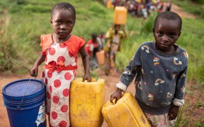 UNICEF zum Weltwassertag: Jedes fünfte Kind ohne ausreichend Wasser