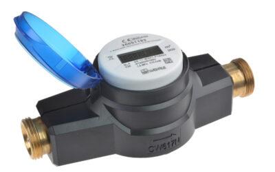 Neuer elektronischer Wasserzähler für den kommunalen Einsatz