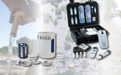 Tragbare Labore für die Trinkwasseranalyse