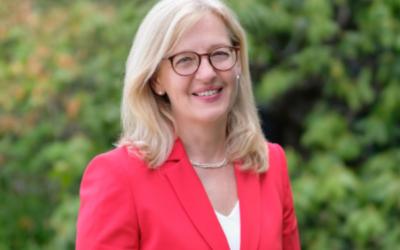 EurEau: Claudia Castell-Exner als Präsidentin wiedergewählt