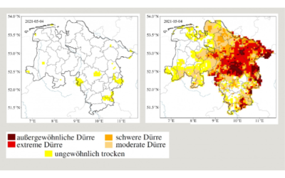 Wie der Klimawandel für Trinkwasserknappheit sorgt