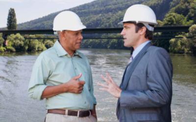 Sicherheit und Effizienzsteigerung in der Wasserwirtschaft