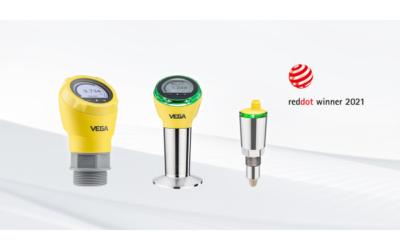 Sensorik-Hersteller mit Red Dot Design Award ausgezeichnet