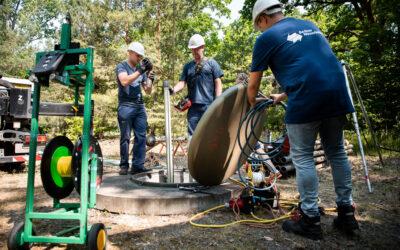 Quellenschutz am Müggelsee: Berliner Wasserbetriebe investieren in Versorgungssicherheit