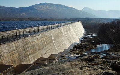 Präzise Regelung der Wasserzufuhr in Schottland
