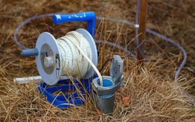 Salze aus Wasser holen – und das Grundwasser anreichern