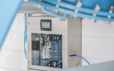 Online-Analyse-System sichert die Wasserqualität
