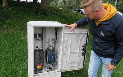 Effizienteres Trinkwassernetz in Husum dank Sensorik