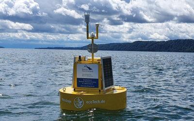 Messkampagne im Überlinger See gestartet