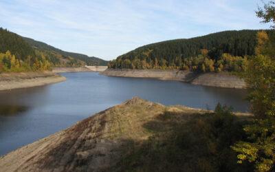 Harz: Talsperren zu 60% gefüllt, mehr Regen für Grundwasserwerke