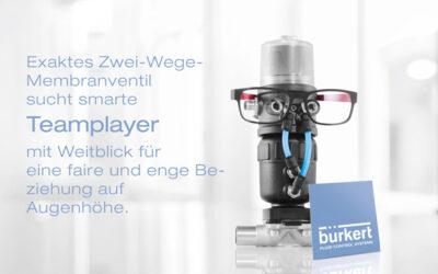 Stellenanzeige: Account Manager für Süddeutschland mit Schwerpunkt Trinkwasser-/Abwassertechnik (m/w/d) gesucht