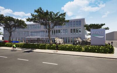 Neue Unternehmenszentrale für die Harzwasserwerke