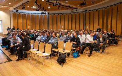 Wasserfachleute treffen sich in Zürich
