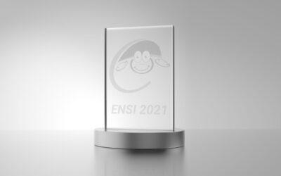 ENSI-Preisverleihung auf der TAUSENDWASSER
